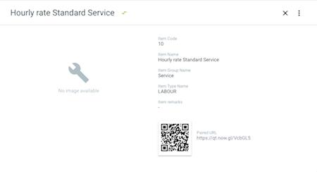 QR-Codes – Helpdesk